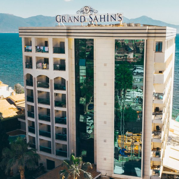 Grand Sahin Hotel (volt Coast Light)