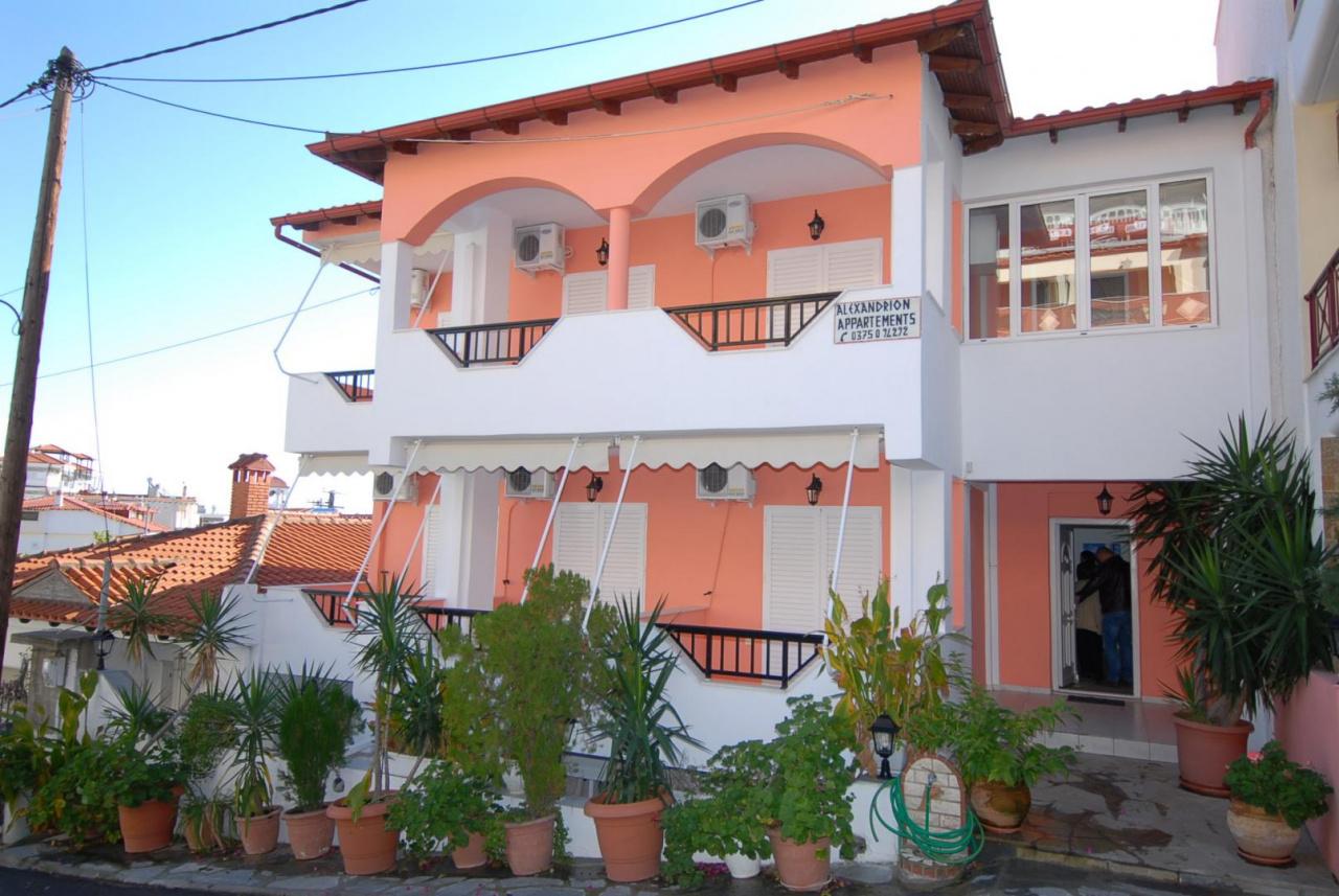 Alexandrion Apartman