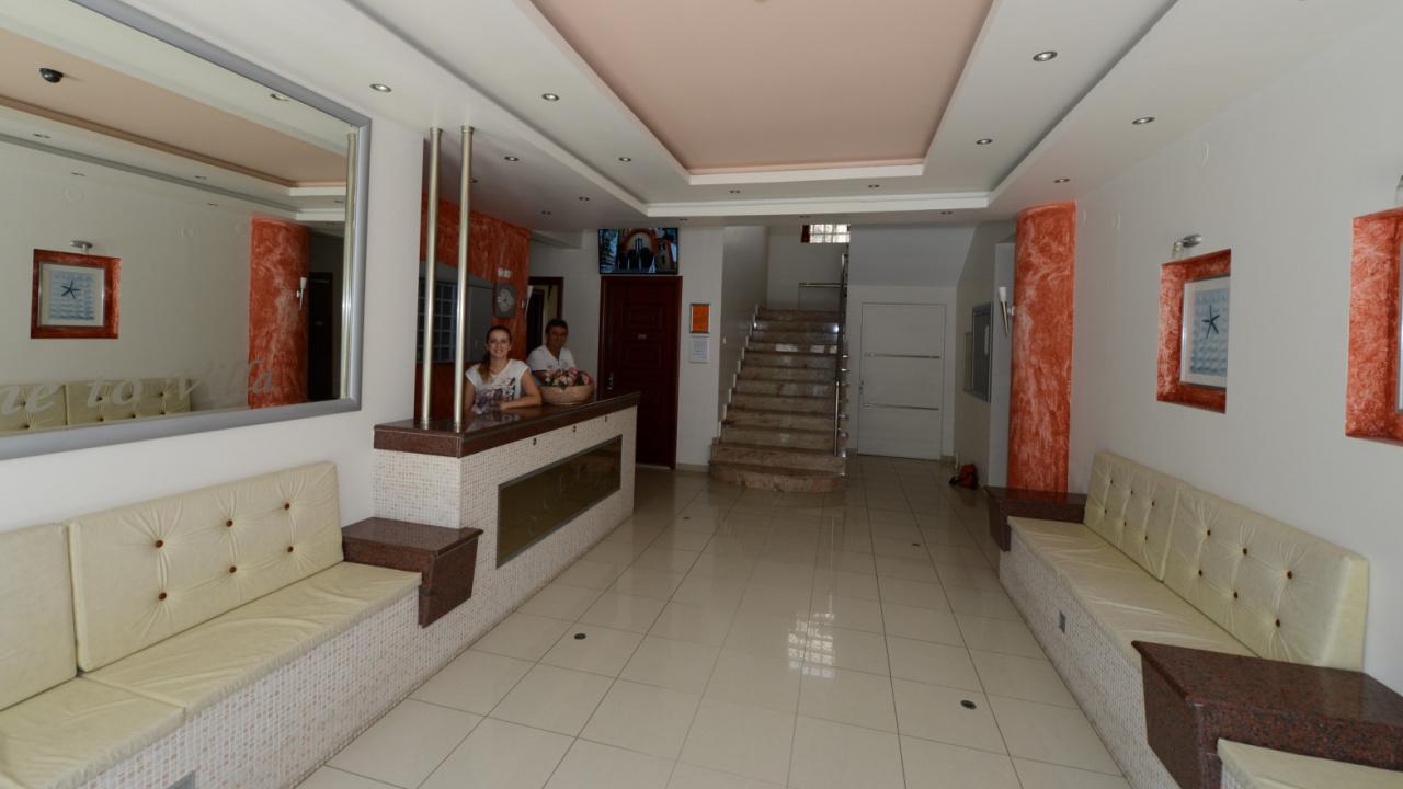 Villa Oceanis Apartman