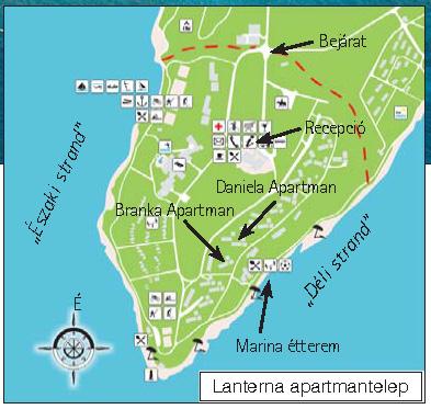 porecs térkép Grandtours.hu   Horvátország   Porecs